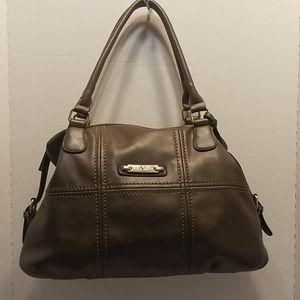 Versace 19-69 leather bag